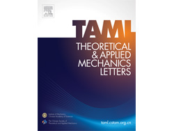 Theoretical & Applied Mechanics Letters is indexed in CSCD and Scopus
